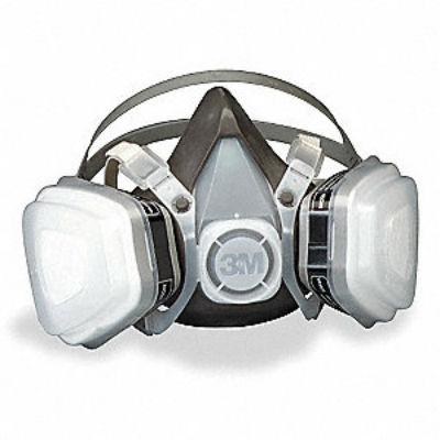 3m half mask respirator