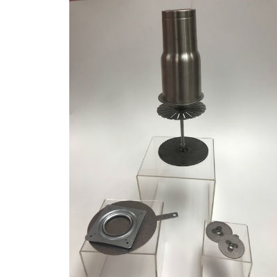 thermal cup coating stand