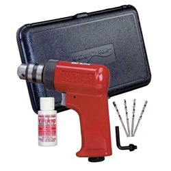 "3/8"" High Speed Air Drill Kit"