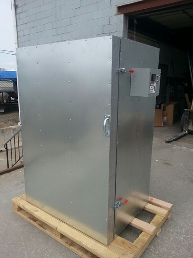 3' x 3' x 6' Economy Electric Powder Coat Oven, Powder Coat Equipment, Powder Coat Supplies,  Electric powder Coat Oven, Oven, Furnace, Coating, Cerakote, Firearm Coatings, industrial Coating
