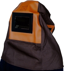 Deluxe Industrial Blast Hood With Bump Cap