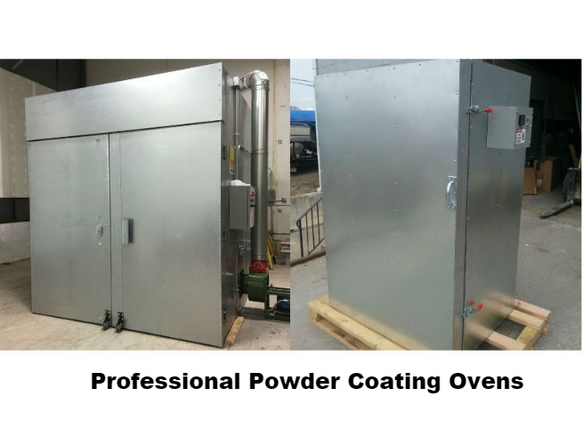 Powder Coat Ovens, Spray Booths And Supplies