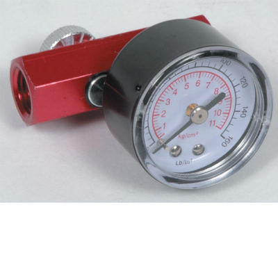 Air Pressure Regulator With Guage