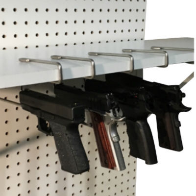 Single Handgun Bottom Mount Hanger