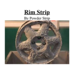 Rim Strip, wheel stripper, 30 Gallon
