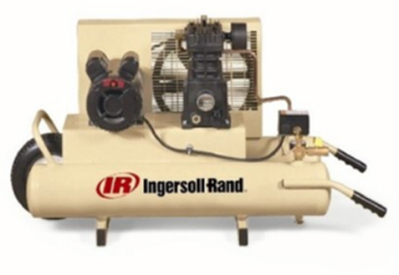 8 Gallon Single Stage Air Compressor (Model SS3J3-WB)