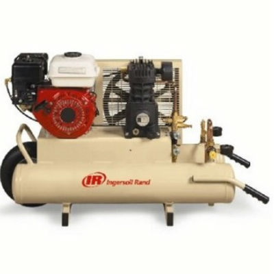 8 Gallon Single Stage Gas Air Compressor (Model SS3J5.5GH-WB)