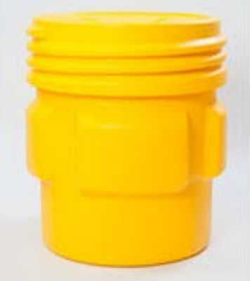 65 Gallon Chemical Resistant Overpack Drum