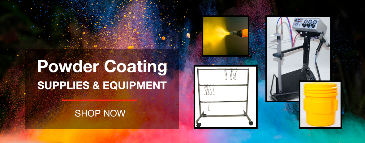powder coating supplies and equipment