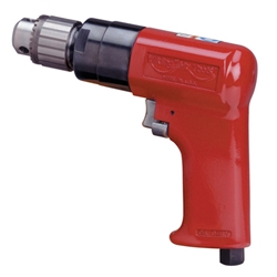 "3/8"" Heavy Duty Reversible Air Drill"