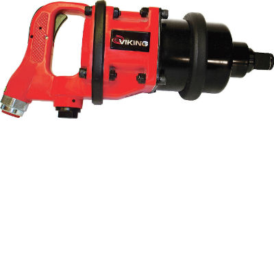 "1"" Square Drive Heavy Duty Extended Anvil Impact Wrench"
