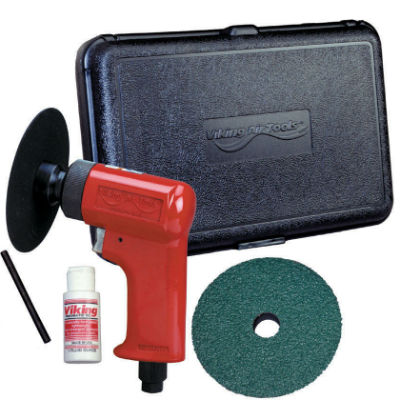 High Speed Rotary Sander Kit