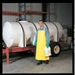 Chemical Apron 56-400, Chemical Stripping, Powder Coating, Paint Strippers, Auto Body