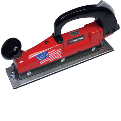 Mini Straight Line Air Sander w/Shoe