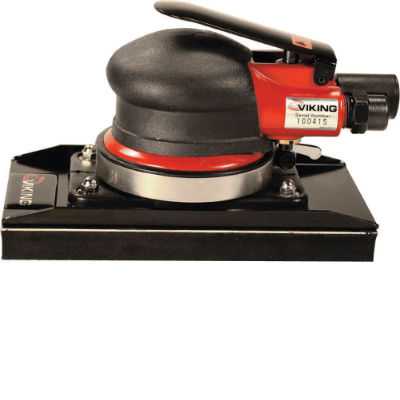Random Orbital Palm Sander w/ central vac