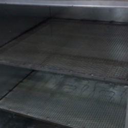 Removable Shelf Installation For Electric Ovens