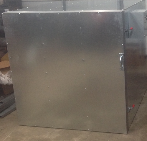 3' x 3' x 3' Electric Economy Powder Coat Oven, Powder Coat Equipment, Powder Coat Supplies,  Electric powder Coat Oven, Oven, Furnace, Coating, Cerakote, Firearm Coatings, industrial Coating