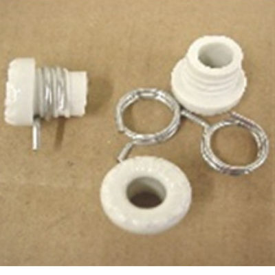 Ceramic Insulator Bushings For Infrared Heaters