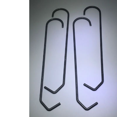"Powder Coat CV hooks - HCV 25045-38 , CV Hooks, Masking, Hanging Parts, Powder Coating, 6"" Hooks, coating, Hanging, Painting, powder Supplies"