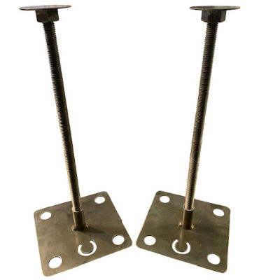 2 Thermal Cup Coating Stands