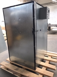 6 x 6 x 10 Electric Powder Coat Oven
